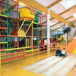 indoor children's playroom