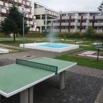 ping-pong and mini golf